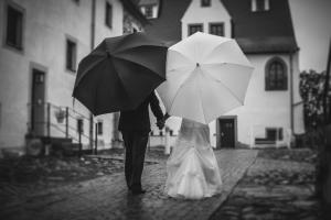 wedding schwarzweiss